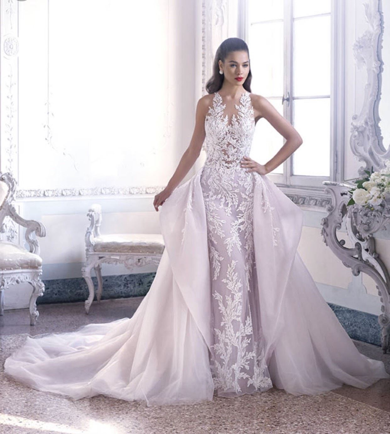 demetrios wedding dress ana's bridal boutique rhode island