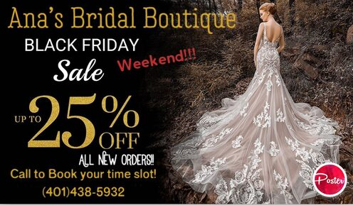 Ana S Bridal Boutique